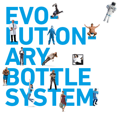 EVOLUTIONARY BOTTLE SYSTEM